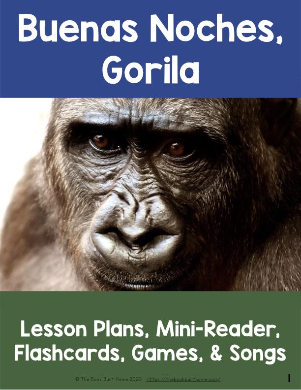 Buenas Noches, Gorilla Cover JPEG.001