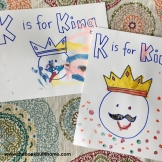 K is for King Images.008
