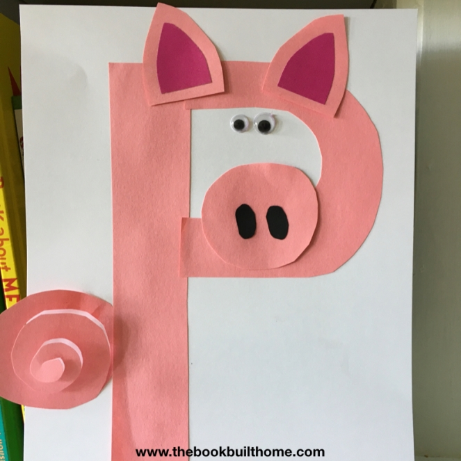 P is for Pig Images.007