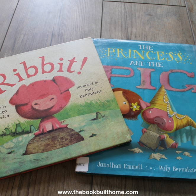 P is for Pig Images.011